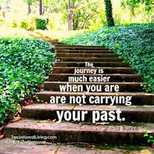 Are you carrying your past ?